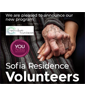 Sofia Re - Volunteers